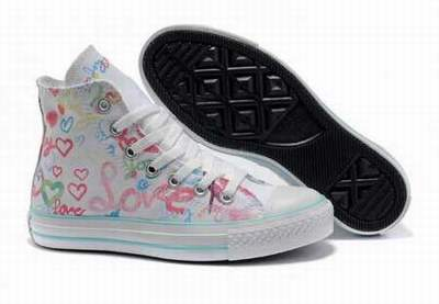 comment taille converse homme