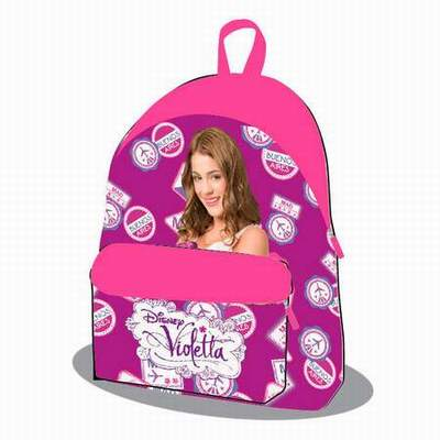Sac scolaire violetta sac violetta belgique - Sac a colorier violetta ...
